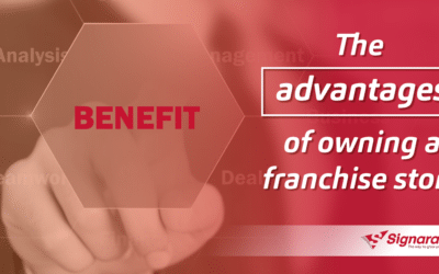 The advantages of owning a franchise store