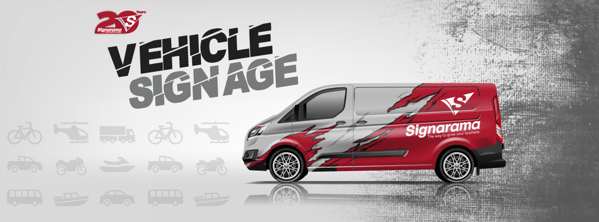 The easy process of branding vehicles with Signarama